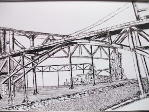 Huddersfield Station Platform [Old Style]